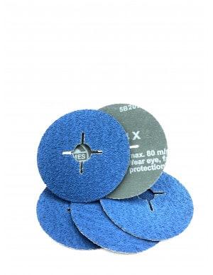 Disques abrasifs fibre Zirconium