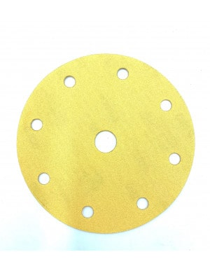 Disques abrasifs Mirka GOLD 125mm 9...