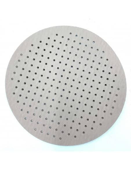 Disque abrasif corindon Multi-perforation