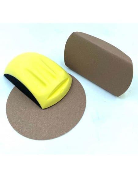 Cale à poncer en mousse pour disques abrasif Ø150mm