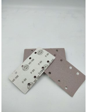 Rectangle abrasif 93x178 - 2x4 trous - Hermes VC152