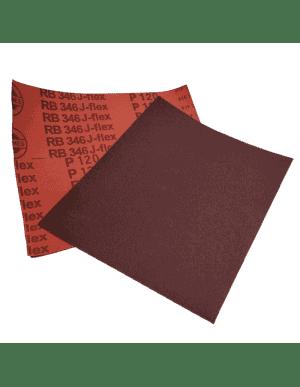 Feuille abrasive en toile 230x280 - Ponçage polyvalent