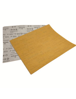 Feuille de papier abrasif 230mm x 280mm multi-usage