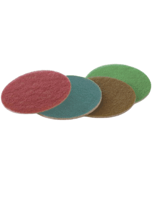 Disque abrasif de nettoyage des sols JANEX - Décapage, polissage, rénovation, lustrage