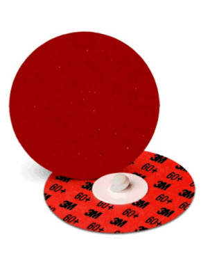 Disque abrasif support toile 3M Cubitron II Roloc 984F - Changement rapide