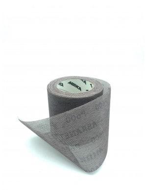 Rouleau abrasif MIRKA Abranet 115mmx10M